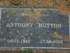camperdown - Church of thr Resurrection - Grave - Anthony Hutton 2005
