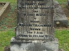 camperdown - Church of thr Resurrection - Grave - Harry Dart & Margaret Brown
