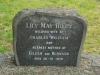 camperdown - Church of thr Resurrection - Grave - Lily May Riley