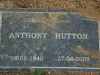 camperdown - Church of thr Resurrection - Grave - Anthony Hutton 2005