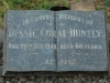camperdown - Church of thr Resurrection - Grave - Bessie Huntly 1948