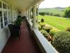 Riversfield Farm  veranda
