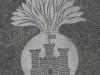 ambleside-milit-cemetary-inniskilling-emblem