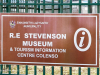 Colenso Town - The Stevenson Museum. (1)