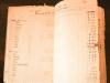 Cramond House  farm rainfall documents 1894 1896 (1)