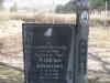 Creighton Cemetery grave Andre Johannes