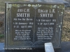 Creighton Cemetery grave Ann & Edgar Smith