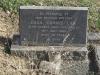 Creighton Cemetery grave Basil Low 1969