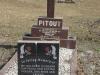 Creighton Cemetery grave Edgar Houstan- McMillan