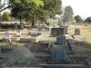 Creighton Cemetery grave views