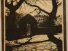 Newstead album stone gate (2)