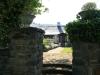Newstead  entrance gate