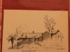 Yellowwoods history album house sketch