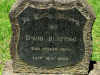 Currys-Post-St-Pauls-Church-grave-David-Bunting-1960