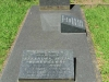 Curry's Post - St Paul's Church -  grave -  Frank - Eleanora  & Peveril Curry (3)