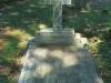 Curry's Post - St Paul's Church -  grave -  John Woodrow - 1996