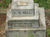 Curry's Post - St Paul's Church -  grave -  LS Nel - 1946