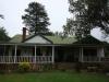 Dargle -   Cluny Farm - Main Farmhouse - front elevation -  (2)