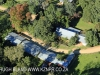 Dargle Farm - from the air (1)