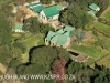 Dargle Valley Kilgobbin front facade from air (5)..