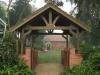Dargle - St Andrews Church  - Entrance Portico  (3)