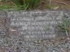 Dargle - St Andrews Church - Grave -  Agnes Josephine McKenzie