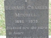 Dargle - St Andrews Church - Grave - Bernard Mitchell 1975 (2)