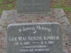 Dargle - St Andrews Church - Grave - Guy M  Kimber - 1985 (3).JPG