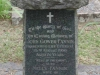 Dargle - St Andrews Church - Grave -  John and Nelly Fannin