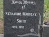 Dargle - St Andrews Church - Grave -  Katherine and Ray Smith (2)