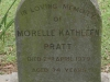 Dargle - St Andrews Church - Grave - Morelle  Pratt (2)