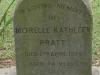 Dargle - St Andrews Church - Grave - Morelle  Pratt (2)