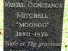 Dargle - St Andrews Church -  Grave Muriel Mitchell - 1975 (3)