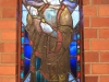 Dargle - St Andrews Church  - Stain Glass (1.) (2)
