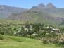 Drakensberg - Cathedral Peak Hotel