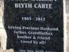 Cavern Berg Carte family memorials (2)