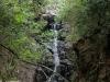 Cavern Berg mountain stream
