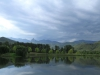 Lake Navarone - Berg views over dam (2)
