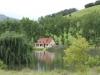 Lake Navarone cottages - lower dam (8)