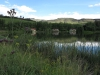 Lake Navarone cottages - upper dam (4)