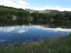 Lake Navarone cottages - upper dam (5)