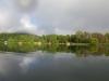 Lake Navarone cottages - upper dam (6)