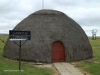 Blood River - eNcome Museum - Zulu Hut (1)