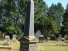 Dundee Cemetery - Grave - Colborne- Crewe - Brokensha
