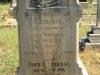 Dundee Cemetery - Grave - Elizabeth & John Marshall