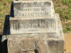 Dundee Cemetery - Grave - Hubert Catterall 1901)