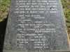 Dundee Cemetery - Grave - Military -Boer War - those killed Nonweni 28 July 1901 -