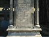 Dundee Cemetery - Grave - Thomas - Margaret - Robert and Jessie Dewar