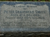 Dundee - Thornley Farm - Grave - Peter Craighead Smith