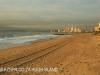 Durban beaches at sun up (3)